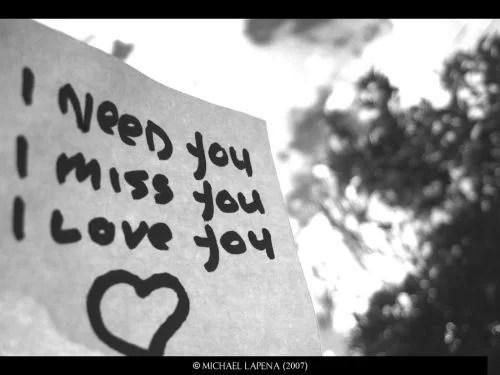 Kata Romantis Mutiara Cinta I Love You