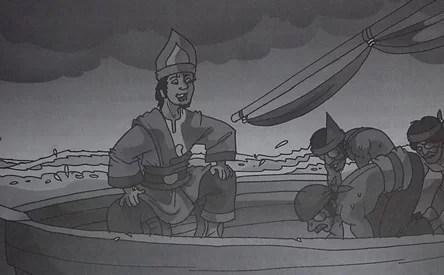 Cerita Dongeng Nusantara Legenda Pulau Si Janggoi