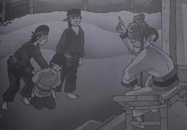 Cerita Sebelum Tidur Untuk Anak-Anak Baginde Lubuk Gong