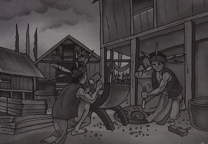 Kumpulan Cerita Cerita Rakyat Nusantara Legenda Sungai Kerbau Keramat
