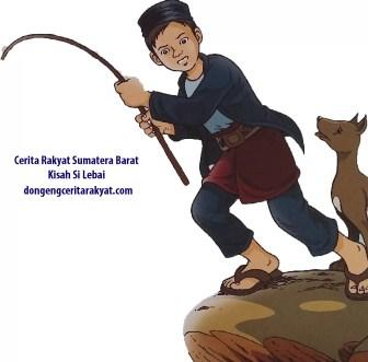 Cerita Rakyat Sumatera Barat Kisah Si Lebai