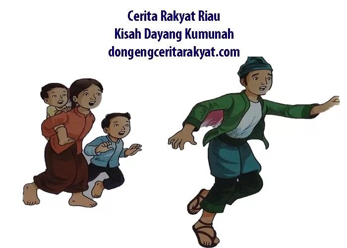 Cerita Rakyat Riau Kisah Dayang Kumunah