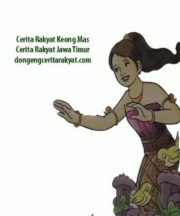 cerita rakyat indonesia keong mas