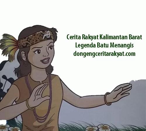 Cerita Rakyat Kalimantan Barat