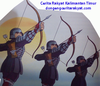 Cerita Rakyat Kalimantan Timur