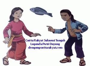 Cerita Rakyat Sulawesi Tengah