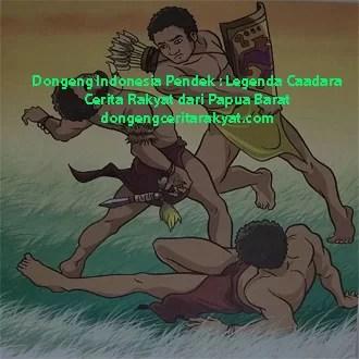 Dongeng Indonesia Pendek Legenda Caadara