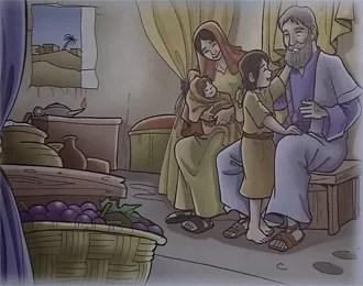 Cerita Kisah Nabi Ishaq AS