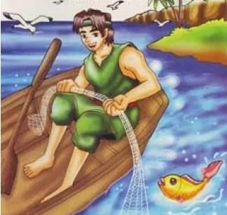 Cerita Rakyat Asal Usul Danau Toba