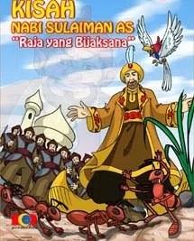 Cerita Anak Muslim Mukjizat dan Kisah Nabi Sulaiman