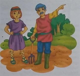Cerita Rakyat Dunia Dari Yunani Lelaki Pemberani Dan Petani