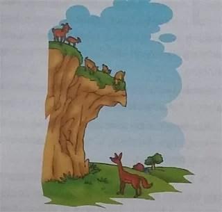 Buku Cerita Anak Kanada Kambing Tua Yang Bijaksana
