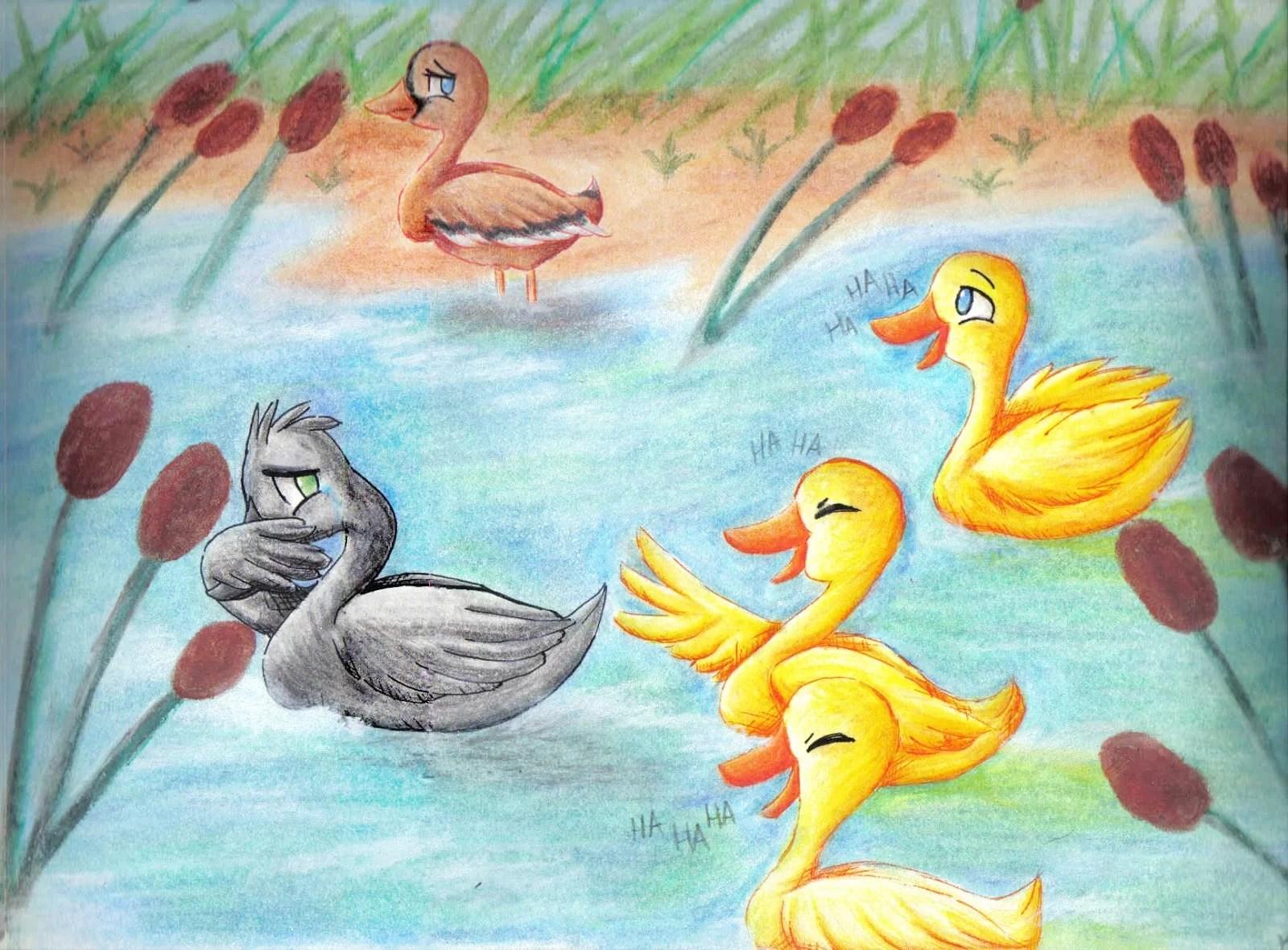 52 Gambar Ilustrasi Hewan Bebek Gratis Terbaru