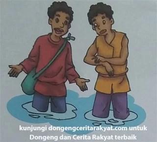 Dongeng Anak Pendek dari Kongo