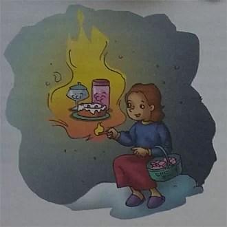 Kumpulan Dongeng Dunia Gadis Penjual Korek Api Denmark