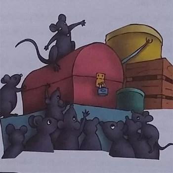 Dongeng Yunani Kuno Rapat Para Tikus