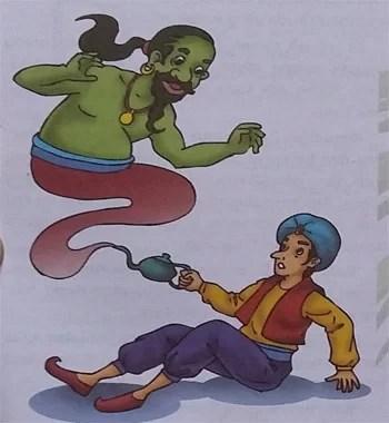 Dongeng Cerita Aladin Dan Lampu Ajaib