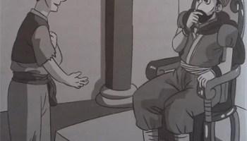 Cerita Dongeng Bergambar Anak Si Pendongeng