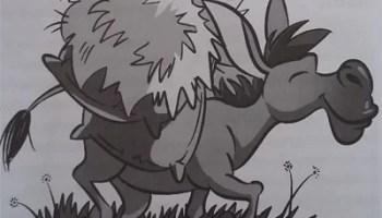Dongeng Sebelum Tidur Untuk Anak Kisah Keledai