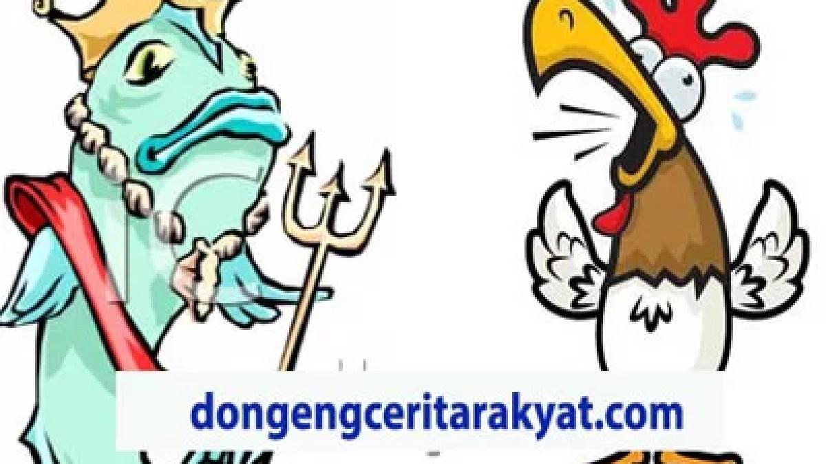 Dongeng Pendek Anak Anak Ayam Dan Ikan Tongkol
