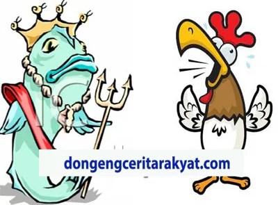 Dongeng Pendek Anak Anak Ayam