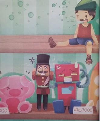 Kisah Rakyat Nusantara : Boneka Bersendawa
