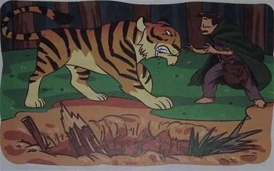 Kumpulan Cerpen Rakyat Harimau Licik