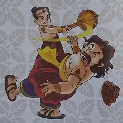 cerita rakyat Jawa Timur dongeng Damar Wulan