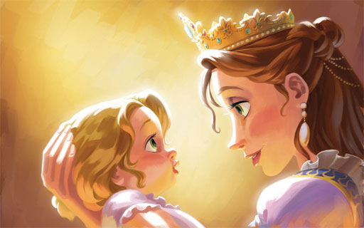 Cerita Rapunzel