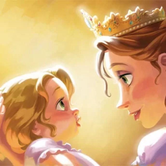 Cerita Anak Rapunzel