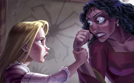 cerita rapunzel yang asli
