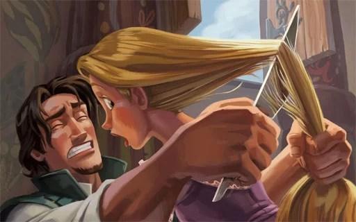 sejarah rapunzel
