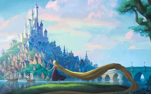 cerita asli rapunzel