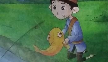 dongeng cerita legenda danau toba