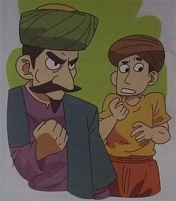 dongeng kisah alibaba cerita rakyat persia