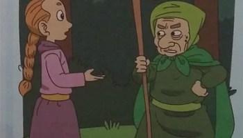 Cerita Legenda Yang Singkat dari Tibet
