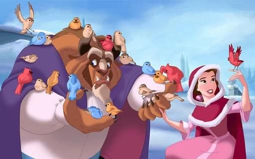 dongeng putri belle atau dongeng princess belle