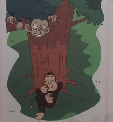 contoh dongeng anak : Gorila yang kuat