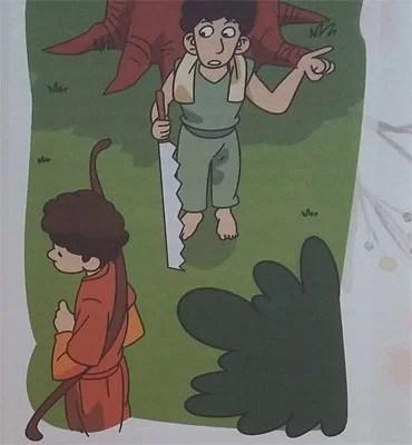 Contoh Cerita Cerpen Anak