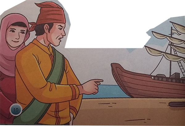 Legenda Cerita Malin Kundang Asli