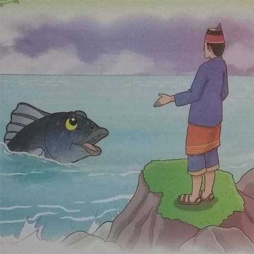Cerita Rakyat Aceh Pangeran Amat Mude