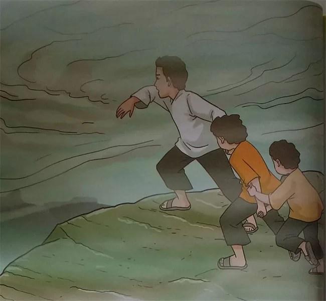 Cerita Pendek Anak Kisah Tiga Anak