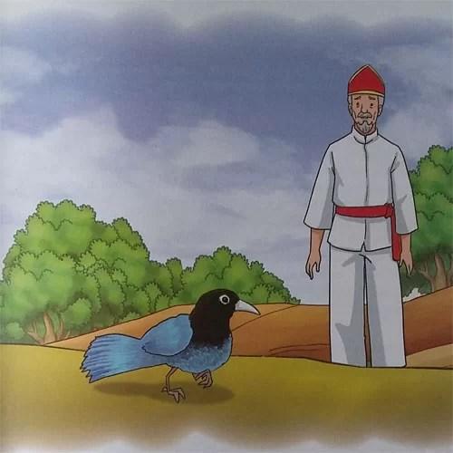 Cerita Dongeng Singkat Sulawesi Utara