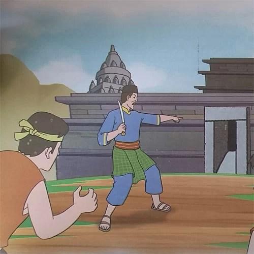 Dongeng Cerita Mitos Indonesia dari Sulawesi