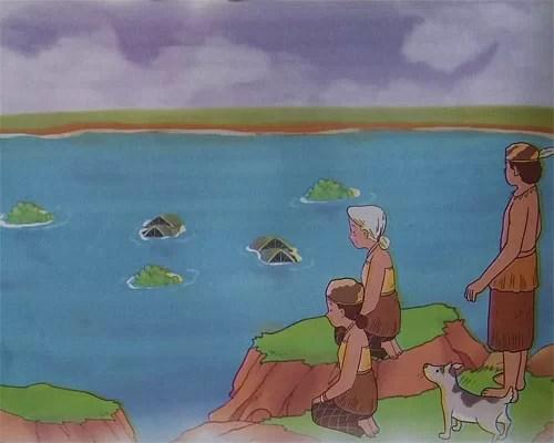 Dongeng Rakyat Papua