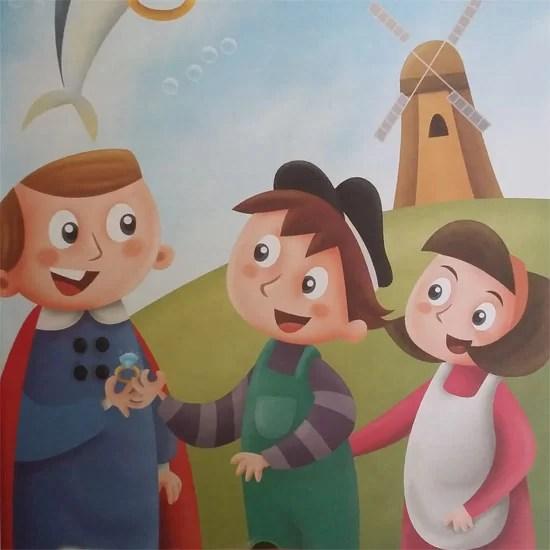 Dongeng Cerita Anak Belanda