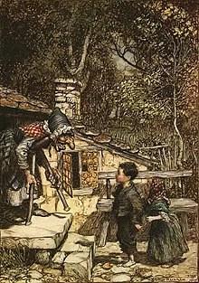 Dongeng Anak Dunia Hansel dan Gretel