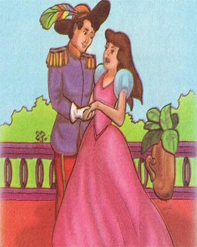 Cerita Bergambar Anak Dongeng Putri Joana
