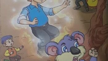 Cerita dongeng anak bergambar Asal Koala Pertama
