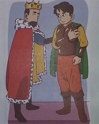 Cerita Dongeng Pendek Raja Dabschelim Bidpai